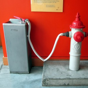 Drink from a Firehose
