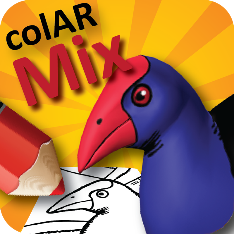 colar mix coloring pages - photo#31