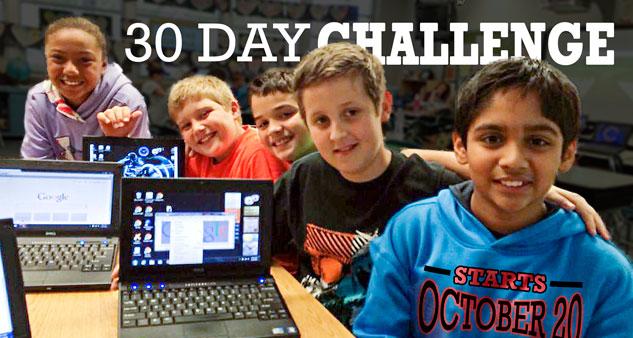EVSC ICATS 30 Day Challenge