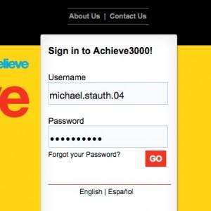 achieve3000 student login
