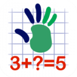 Math Kid app icon