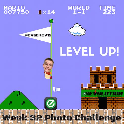 Week 32 Photo Challenge- LEVELUP