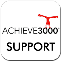 achieve3000 support page button