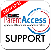 rds parent access support page button