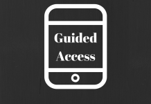 GuidedAccess icon