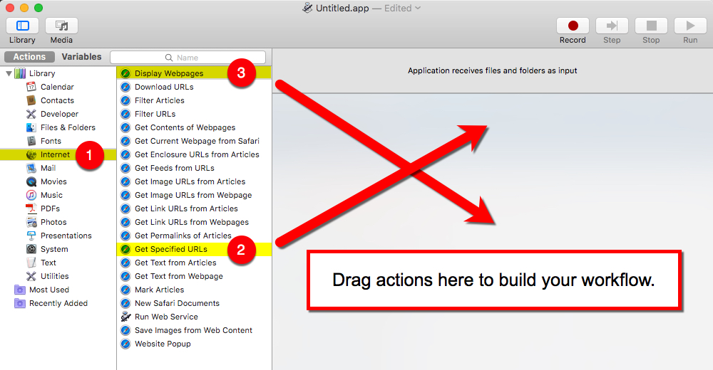 how to get dock to show on mac