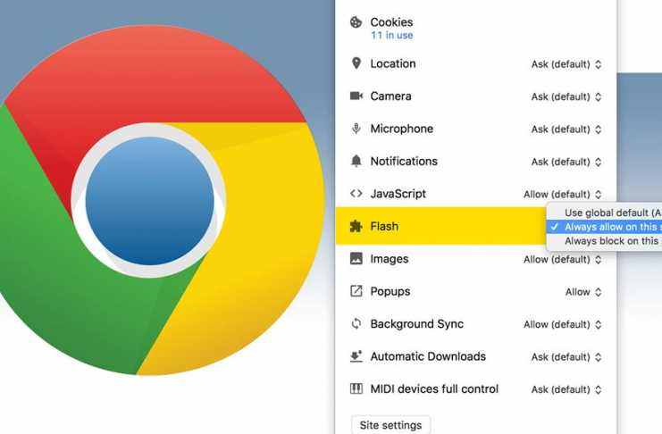 How to enable Flash Player in Google Chrome the easy way - FEATURED IMAGE